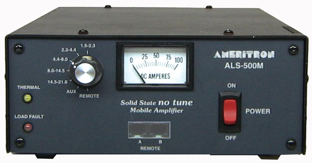ALS-500MXCE Ameritron 500W HF Solid State Linear Amplifier