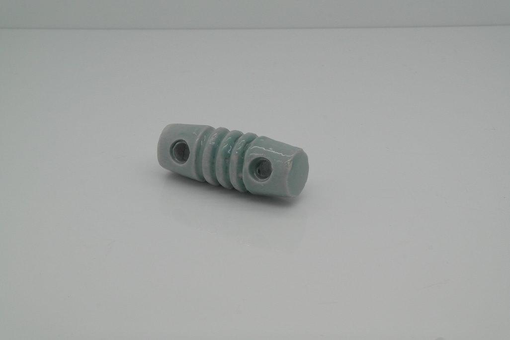 MFJ-16C01 Glazed Ceramic Dogbone Insulator