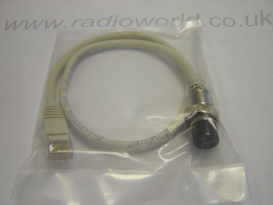 SL-CAB-4R Tigertronics Radio Cable for SignaLink