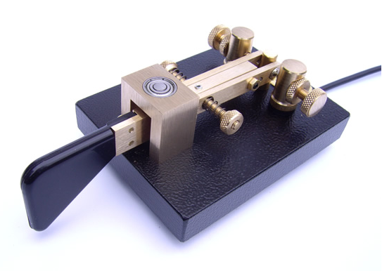 SPKA Kent Single Paddle Morse Key