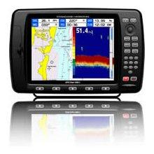 Yaesu CP-1000C withDual Frequency Fish Finder Option !