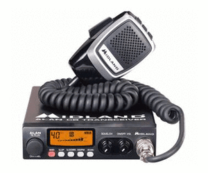 Midland Alan 78 Plus cb radio