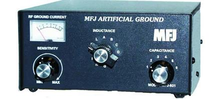 MFJ-931 Artificial Ground