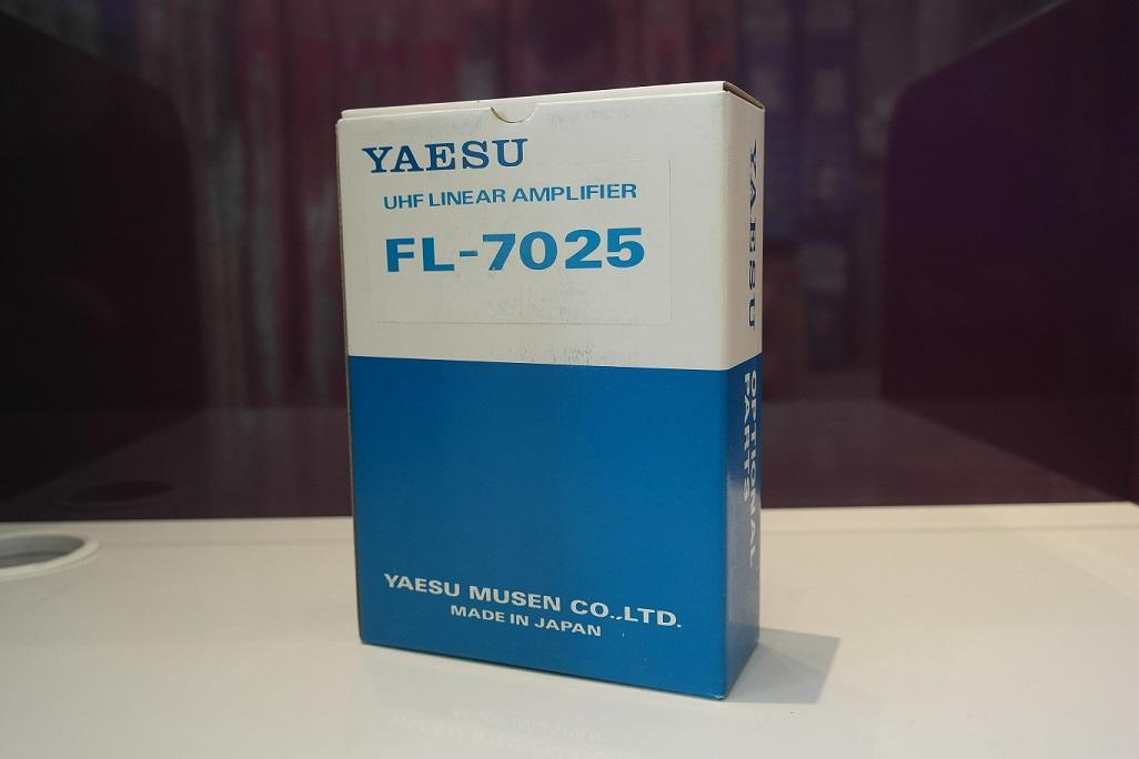 Yaesu FL-7025 UHF Linear Amplifier for FT-790MKII5