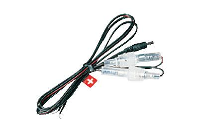 kenwood PG-2W DC Cable with Bare End