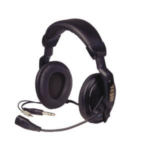 Heil PRO-SET-6 Heil Large Dual Headphones, boom mic with HC-6 in