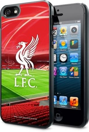INTORO SKINS OFFICIAL 3D CASE IPHONE 5/5S LIVERPOOL