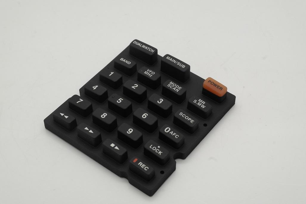 Replacement Keypad for Icom IC-R20 Scanner