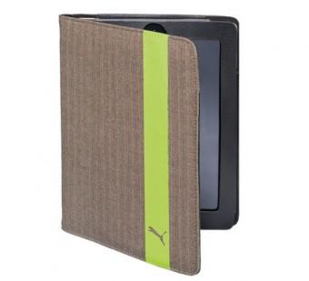PUMA CASE IPAD 3 4 EL REY PORTFOLIO BROWN