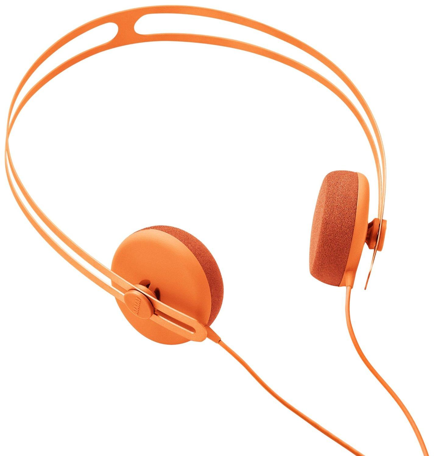 AIAIAI Tracks headphones w/mic ORANGE