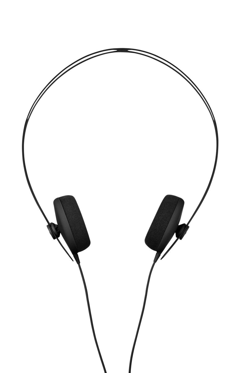 AIAIAI Tracks Headphone with Mic - Black