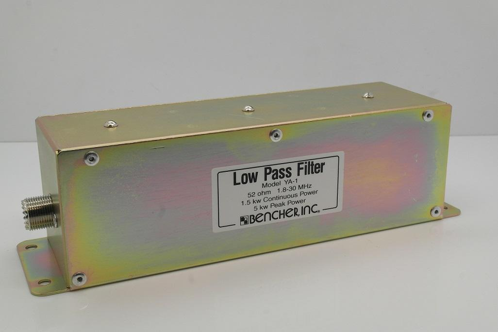 Bencher YA-1 Low Pass Filter 1.8-29.7MHz