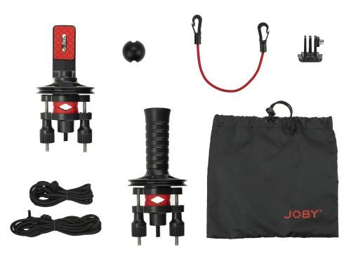 Joby Action Jib Kit - Black/Red