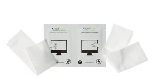 Keep It Clean Screen Wipes X12 Wet/Dry Sachets