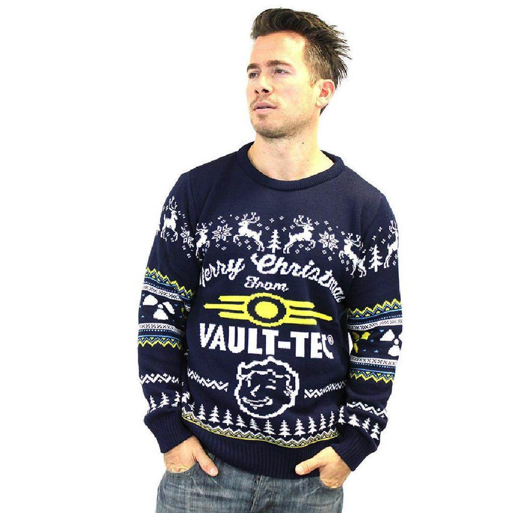 Fallout 4 Official Vault Tec Christmas Jumper