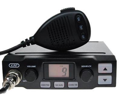 K-PO K-500  Multi Channel CB Mobile Transceiver