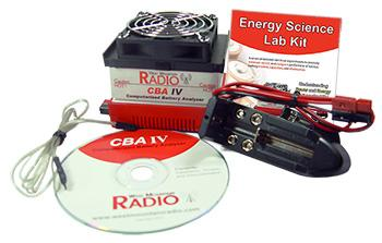 Energy Science Lab Kit 58255-1629.