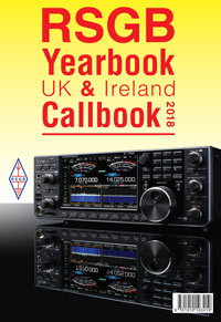 RSGB Yearbook 2018 1