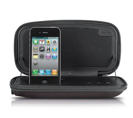 iHome iP57 Rechargeable Portable Speaker Case System