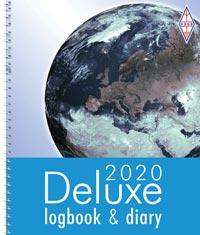 RSGB Deluxe logbook & diary 2020