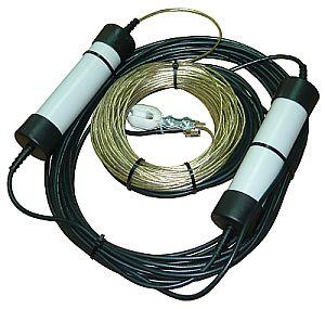 City-Windom 80-10m 6-band antenna