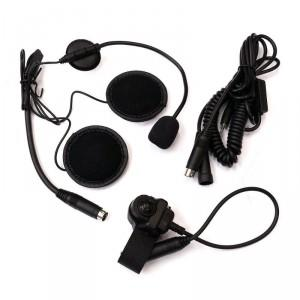 Midland MHS-300 Closed Faced Motorcycle Headset