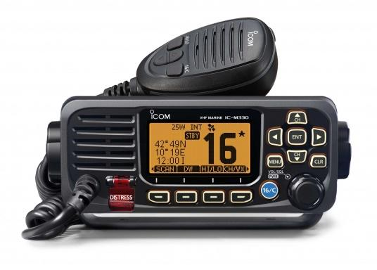 IC-M330GE Compact VHF/DSC Marine Transceiver