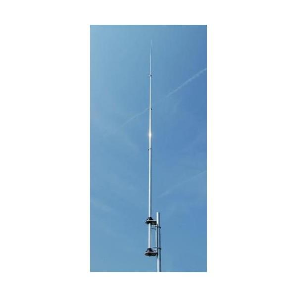 GPA-80 HF VERTICAL 80-6M NO GAPS NO RADIALS & PERFECT SWR WITH A