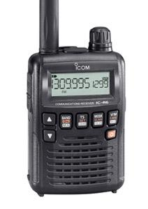Icom IC-R6 Handheld Communications Receiver