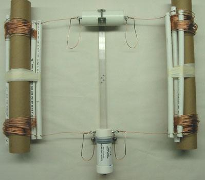 BWD-45 Barker & Williamson Commercial Antenna - Folded Dipole HF
