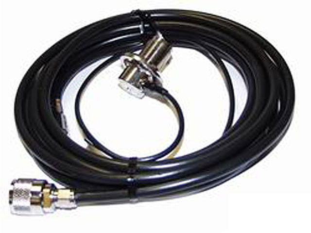 COMET 3K054M High quality cable assembly using RG-188 leader