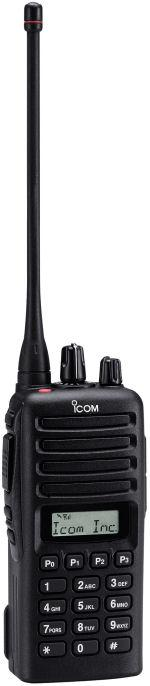 icom IC-F44GS MPT UHF commercial handheld