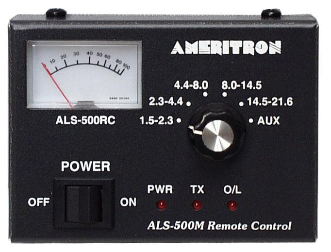 ALS-500RC Remote Controller for ALS-500MXCE