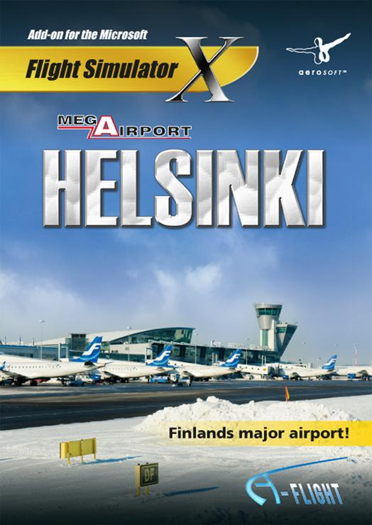 Mega Airport Helsinki (for FSX)