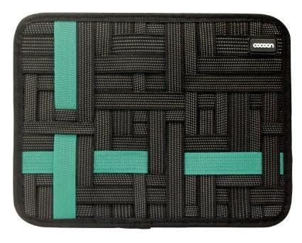 "Cocoon Grid It! Accessory Organiser With Tablet Pocket 9""-11"" Bl"