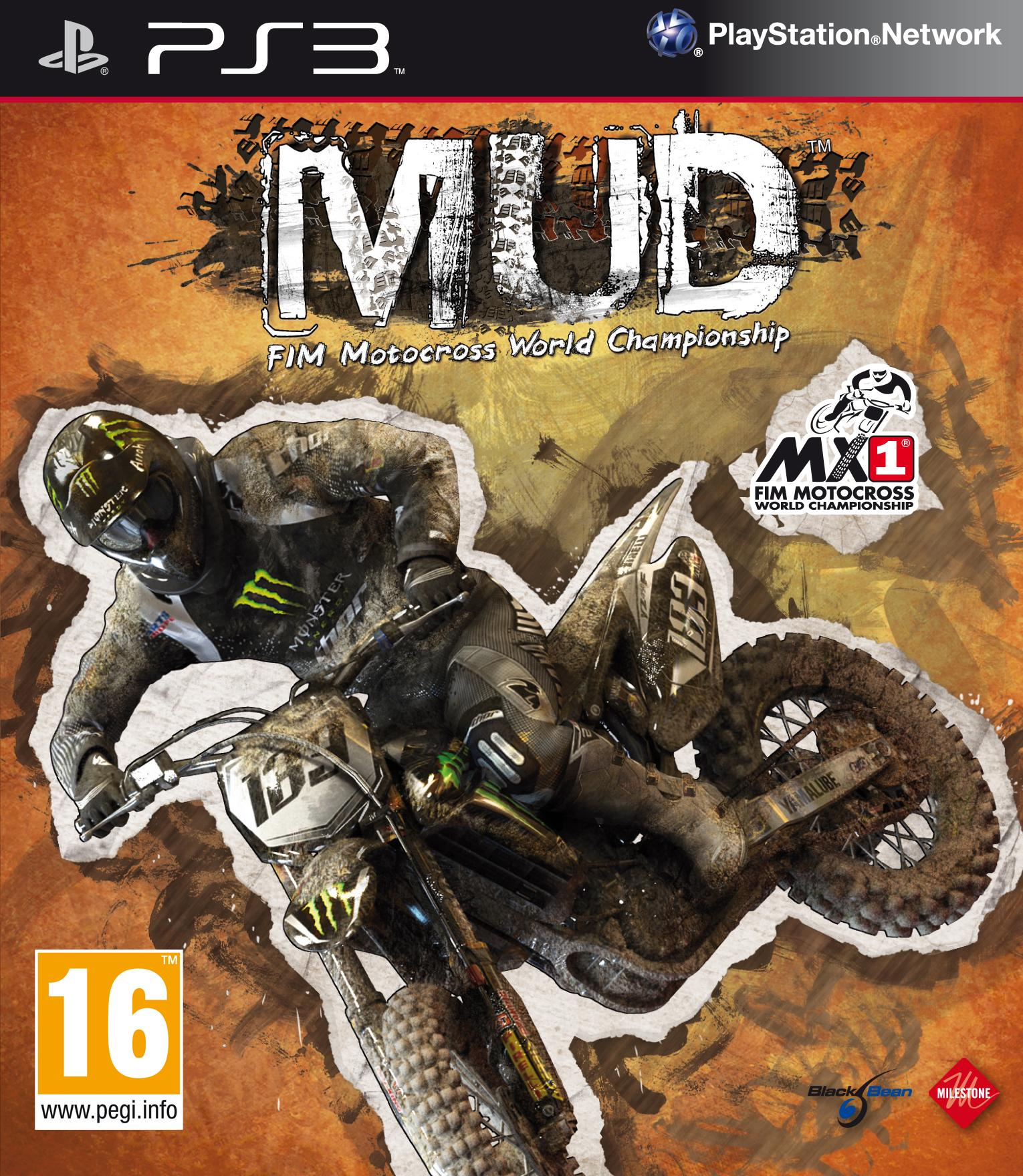 Mud Fim Motorcross World Championship PS3