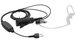MP-JH-804-M microphone and covert earpiece for Motorola handsets
