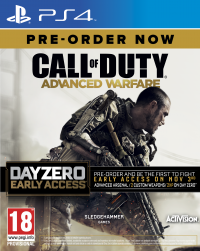 Call of Duty: Advanced Warfare Day Zero Early Access PS4