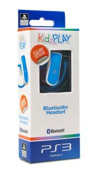 Kidzplay Bluetooth Headset (Blue)