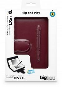 Dsi Xl Flip Play & Stylus Red