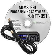 RT Systems  ADMS-991 Programming Software-cable Yaesu FT-991