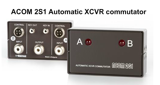 ACOM 2S1 Automatic XCVR Commutator