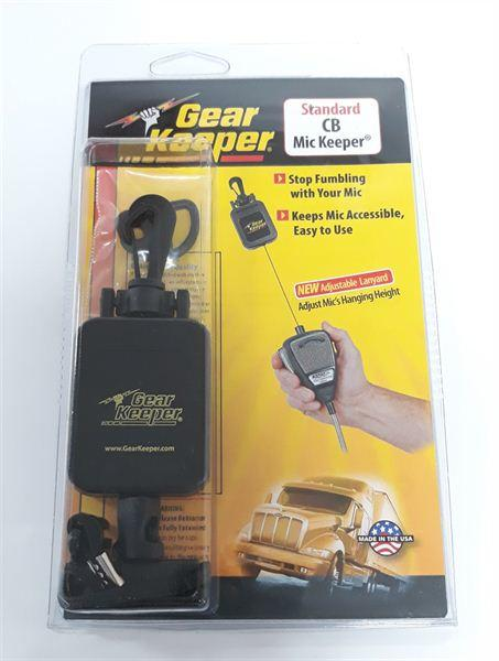 Gear Keeper RT4-4112 standard retractable CB mic keeper