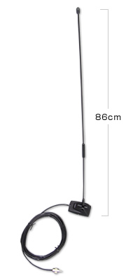 Diamond Z-10M Dual Band Stick On Mount Antenna 1