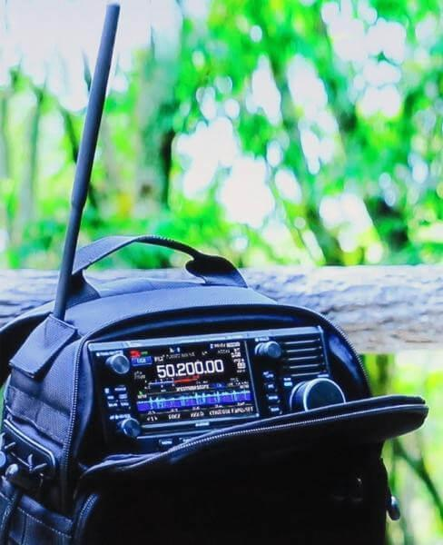 Icom IC-705 HF/50/144/430MHz All Mode Transceiver s1