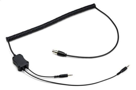 Heil PRO-7 Coiled Replacement Cord