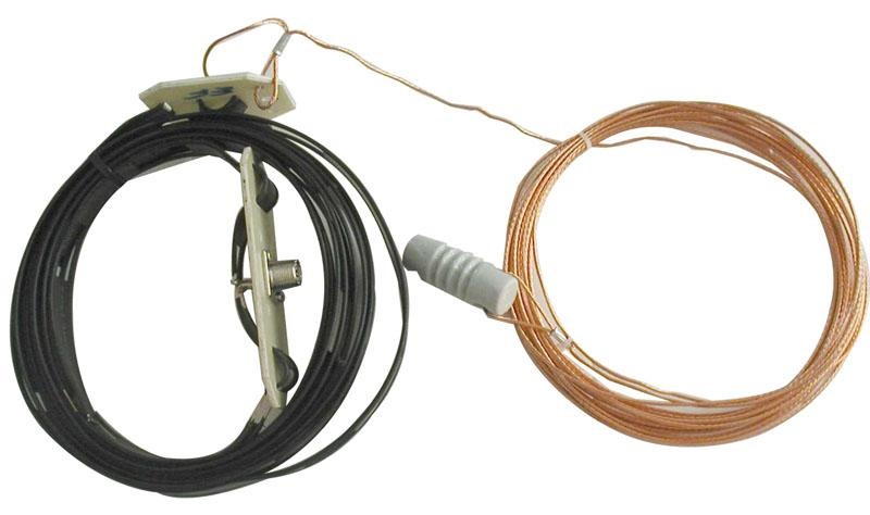 MFJ-6117 - 17 Meter Hang & Play End Fed Zepp Antenna