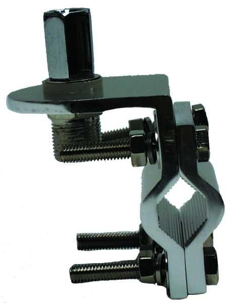 MFJ-342 - 3/8 Inch Mirror/Luggage Pipe Mount