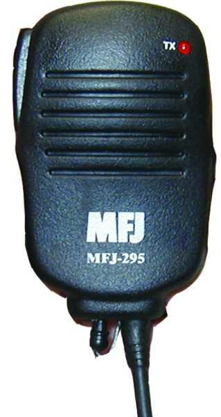 MFJ-295R - Mini Speaker / Microphone for Yaesu VX-7R