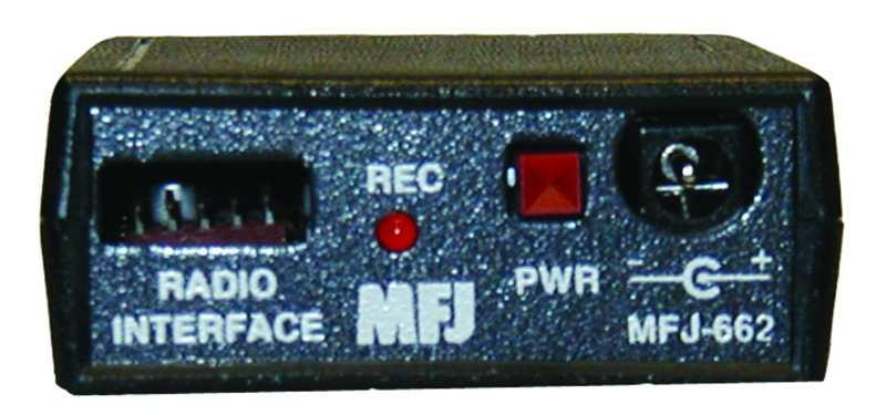 MFJ-662 - Simplex Pocket Repeater